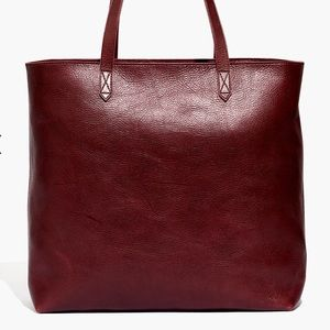 The Madewell Zip-Top Transport Tote